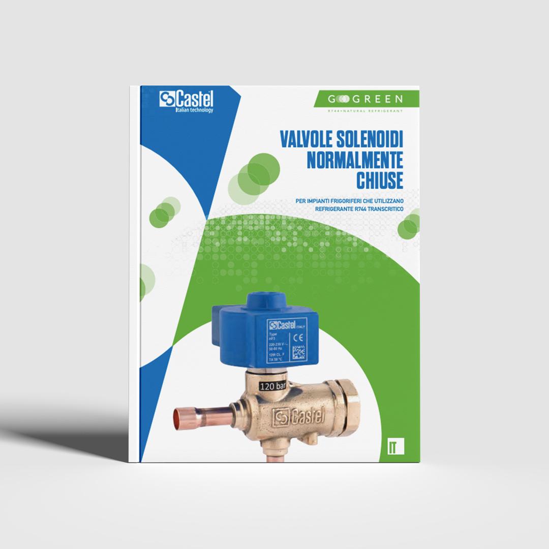 Valvole Solenoidi per CO2 - Linea Go Green