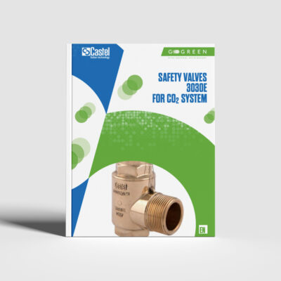 Safety Valves series 30 for C02 Systems