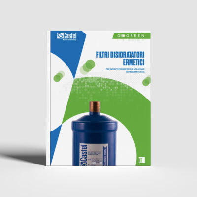 Hermetic Filter for CO2